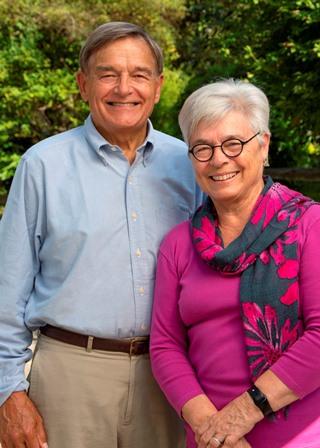 Jim and Judy Putnam (2019)